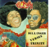 SALE ITEM - Dillinger Verses Trinity - Clash (Burning Sounds) CD